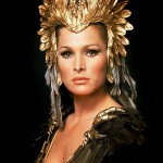 "Ursula Andress as ""She"""