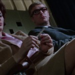 "Sue Lloyd and Michael Caine in ""The Ipcress File"""