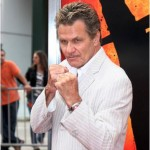 Martin Kove at the premiere of The Karate Kid (2010)