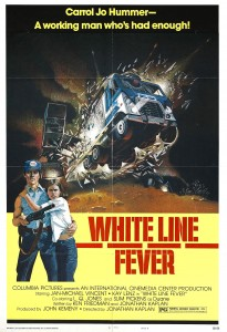 Movie Poster for White Line Fever (1975)