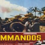 "Lobby Card for ""Commandos"" (1968)"