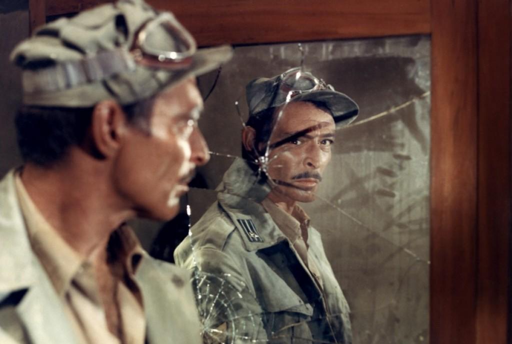 "Press Photo for ""Commandos"" (1968) with Lee Van Cleef"