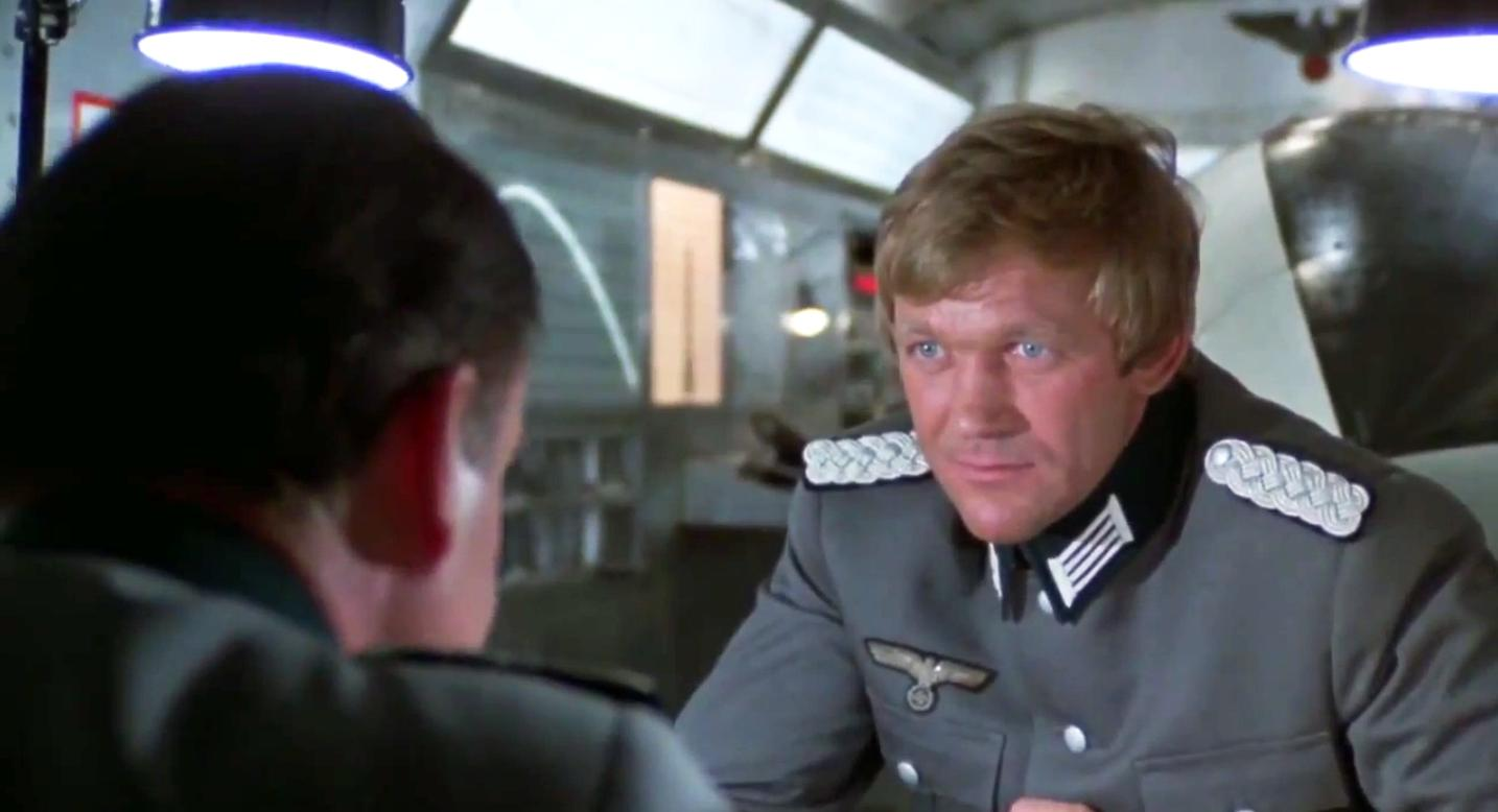 "Bo Svenson in ""The Inglorious Bastards"" (1978)"