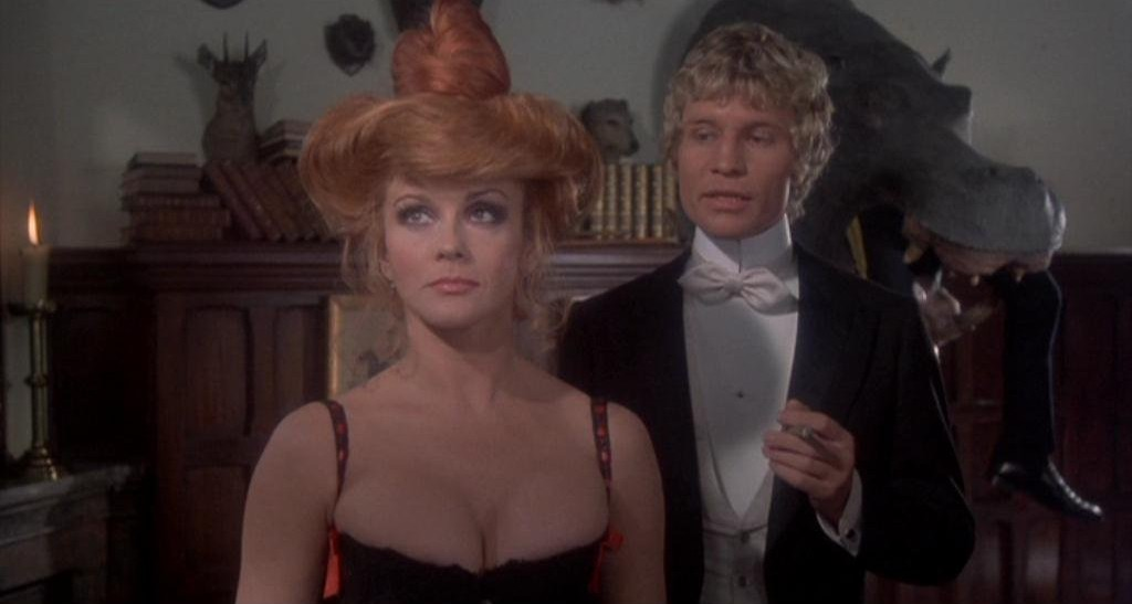 "Ann-Margret and Michael York in ""The Last Remake of Beau Geste"" (1977)"