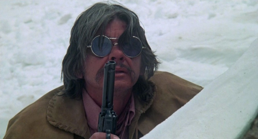 "Charles Bronson in ""The White Buffalo"" (1977)"