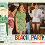 "Lobby Card for ""Beach Party"" (1963)"
