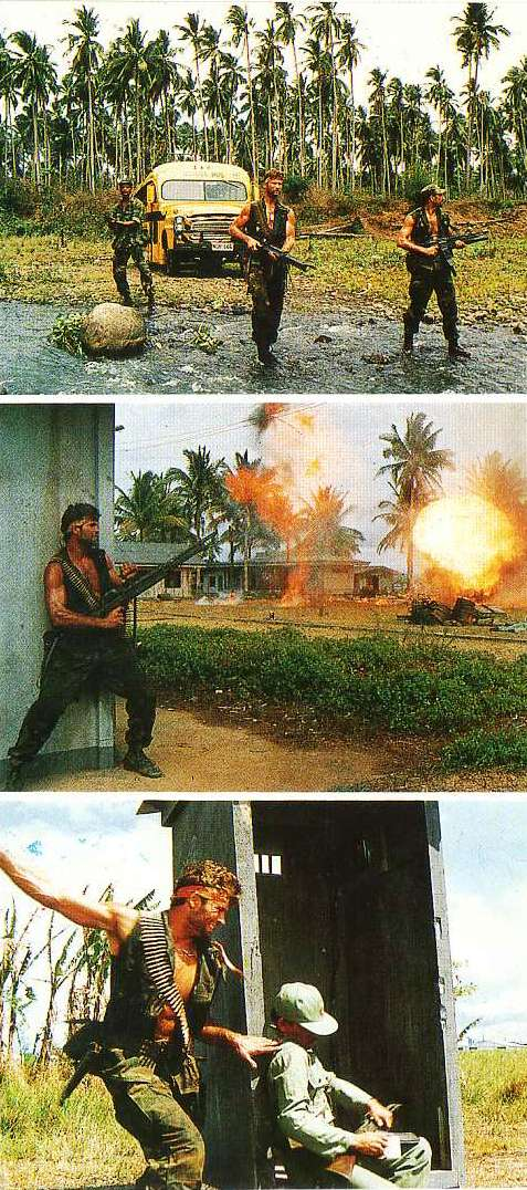 "Scenes from ""Warbus"" (1985)"