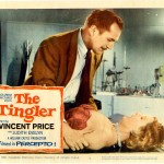 "Lobby Card for ""The Tingler"" (1959)"