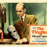"Lobby Card for""The Tingler"" (1959)"