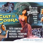 "Lobby Card for ""Cult of the Cobra"" (1955)"