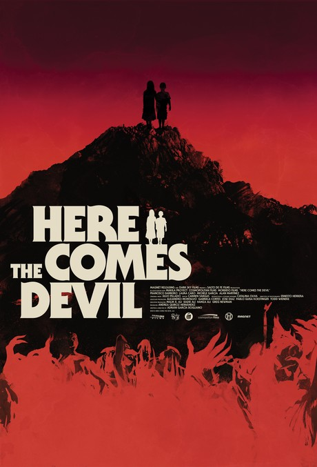 "Movie Poster for ""Here Comes the Devil"" (2012)"