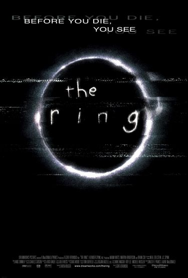 Movie Poster for &quotThe Ring&quot