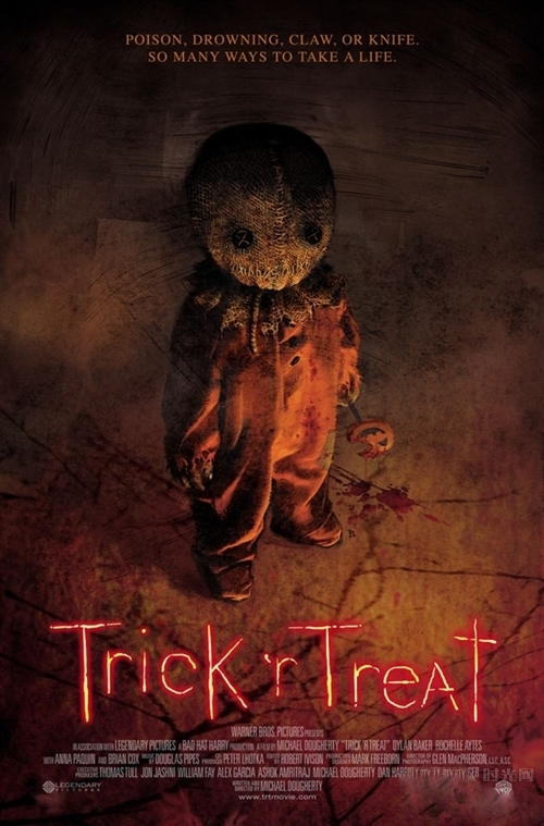 Movie Poster for &quotTrick 'r Treat""