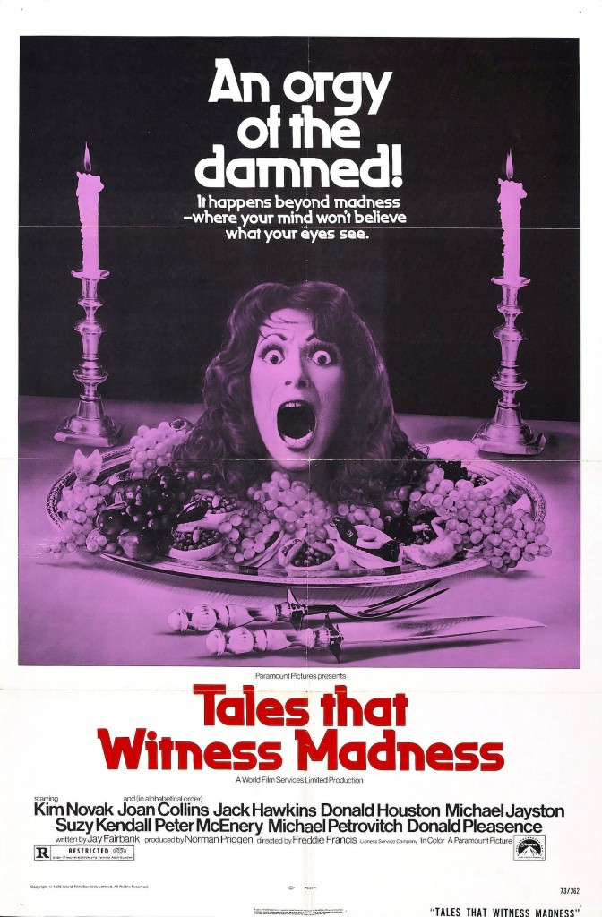 Movie Poster for Tales That Witness Madness (1973)