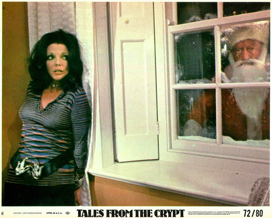 Tales from the Crypt Lobby Card