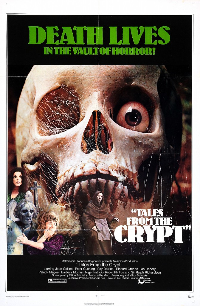 Movie Poster for Tales from the Crypt (1972)